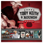 "Toby Keith ""5 Rounds"" 5 CD Set"