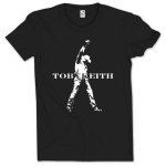 "Toby Keith ""LIVE"" Black T-Shirt"