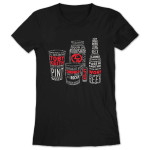 "Toby Keith: ""Drinks After Work"" Ladies T-Shirt"