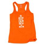"Toby Keith ""Keep Calm"" Ladies Tank"