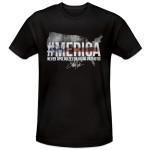 Toby Keith #MERICA T-shirt