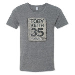 Toby Keith 35mph Town T-shirt
