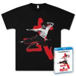 I Am Bruce Lee T-Shirt/Blu-Ray Combo