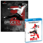 Treasures of Bruce Lee Book/I Am Bruce Lee Bluray Bundle