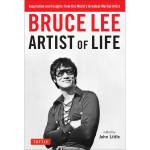 Bruce Lee Artist of Life Book