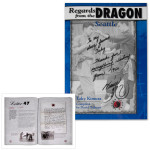 Regards from the Dragon: Seattle Paperback Book