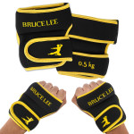 Bruce Lee Signature 0.5kg Weighted Gloves