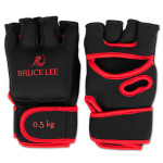 Bruce Lee Dragon Deluxe 0.5kg Weighted Gloves