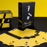 Bruce Lee Playing Cards