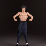 Bruce Lee Storm Collectibles Figure
