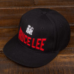 Bruce Lee ROF Snapback Hat
