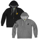 Bruce Lee Flying Man Full Zip Hoodie