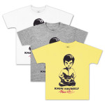Bruce Lee Know Yourself Youth T-shirt