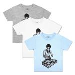 Bruce Lee Kung Fu Scratch Toddler T-shirt