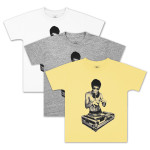 Bruce Lee Kung Fu Scratch Youth T-shirt