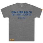 Bruce Lee Long Beach Internationals T-shirt - EXCLUSIVE