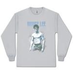 Bruce Lee Blue Jean Longsleeve T-shirt