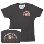 Bruce Lee JFGF Instructors T-shirt by Roots of Fight
