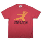 Bruce Lee - The Dragon Tee