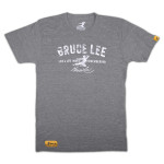 Bruce Lee Platinum Signature Tee