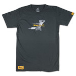 Bruce Lee Immortality Flying Man Tee