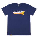 Bruce Lee Flying Man JKD Est. 1967 T-Shirt