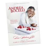 Andrea Bocelli Tour Programme