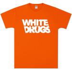 White Drugs - T Shirt