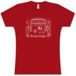 Women's Maroon Magic Show Shirt