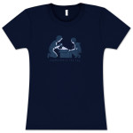 Explosions in the Sky Women's Box T-Shirt