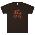 Explosions in the Sky Men's Fox T-Shirt