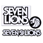 Seven Lions Sticker Bundle
