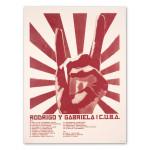 Rodrigo y Gabriela and C.U.B.A. Poster