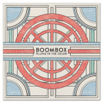 Pre-Order BoomBox 'Filling in the Color' - CD