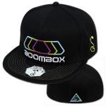 BoomBox Flat Brim Hat