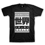 Porter Robinson Worlds Unisex T-Shirt
