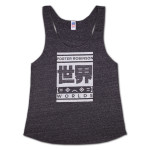 Porter Robinson Worlds Ladies Tank Top