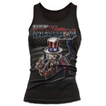 Mayhem 2012 Ladies Black Tank Top