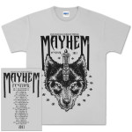 Mayhem 2013 Wolf T-Shirt