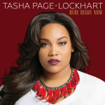 Tasha Page-Lockhart: Here Right Now CD