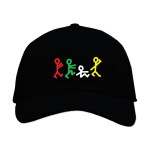 A Tribe Called Quest Figures Dad Cap