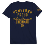 Kane Brown Hometown Proud T-shirt - Cincinatti