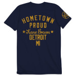 Kane Brown Hometown Proud T-shirt - Detroit