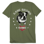 Kane Brown Rambo Tee