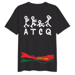 A Tribe Called Quest Figures Stripe T-shirt