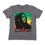 Bob Marley Rasta Gradient Expose T-Shirt