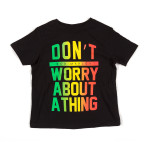 Bob Marley Don't Worry Toddler T-Shirt