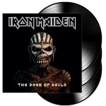 The Book Of Souls Vinyl 3-LP