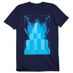 The City Harmonic Navy Spotlight T-Shirt