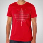 Tiesto - Canada Red T-Shirt
